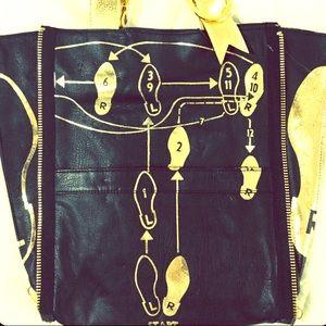 Handbags - Andy Warhol Dance Steps Tote